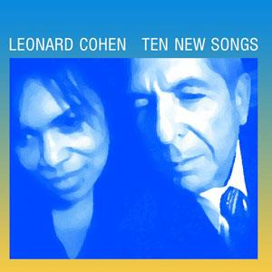 COHEN, LEONARD – TEN NEW SONGS (LP)
