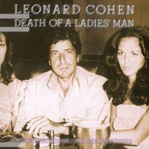 COHEN, LEONARD – DEATH OF A LADIES' MAN (LP)