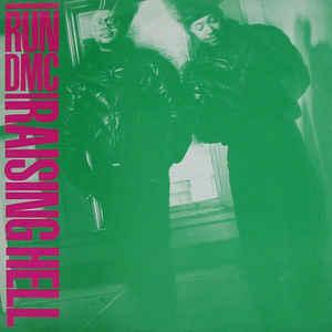 RUN DMC – RAISING HELL (LP)
