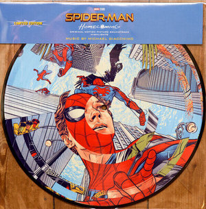 OST – SPIDER-MAN: HOMECOMING (HIGHLIGHTS) (LP)