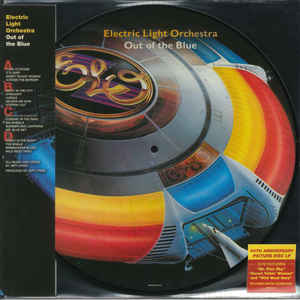 ELECTRIC LIGHT ORCHESTRA – OUT OF THE BLUE (2xLP)