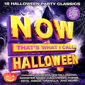 V/A – NOW THAT'S WHAT I CALL HALLOWEEN (2xLP)