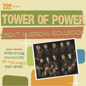 TOWER OF POWER – GREAT AMERICAN SOULBOOK (CD)