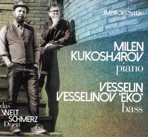 KUKOSHAROV/ VESSELINOV-EKO / КУКОШАРОВ ВЕСЕЛИНОВ-ЕКО – IMPROVISATIE (CD)