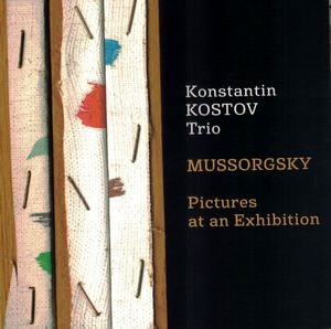 MUSSORGSKY, M/ KOSTOV, KONSTANTIN – PICTURES AT AN EXHIBITION (CD)