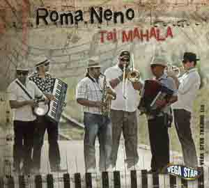 ROMA NENO / РОМА НЕНО – TAJ MAHALA (CD)