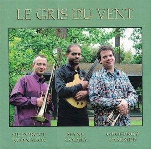 KORNAZOV, GUEORGUI / ГЕОРГИ КОРНАЗОВ – LE GRIS DU VENT (CD)