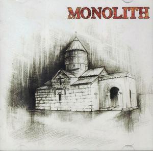 MONOLITH / МОНОЛИТ – MONOLITH (CD)