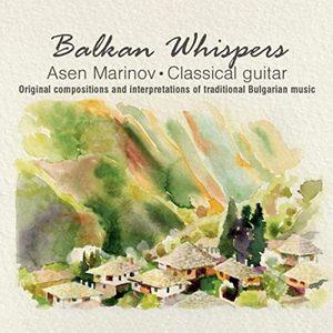 MARINOV, ASEN / АСЕН МАРИНОВ – BALKAN WHISPERS (CD)