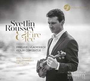 RUSEV, SVETLIN, VLADIGEROV – FIRE AND ICE (CD)