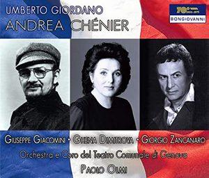 GIORDANO, UMBERTO – ANDREA CHENIER (2xCD)