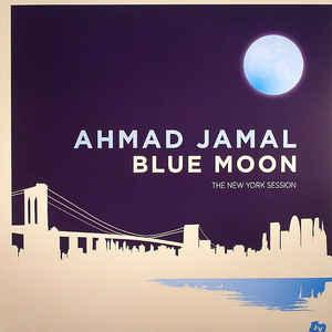 JAMAL, AHMAD – BLUE MOON (2xLP)