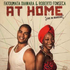 FONSECA, ROBERTO AT HOME –  (CD)