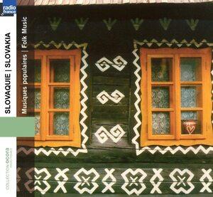 VARIOUS ARTISTS – SLOVAKIA MUSIC FROM POLANA CD –  (CD)