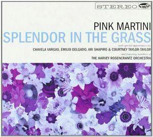 PINK MARTINI – SPLENDOR IN THE GRASS (2xCD)