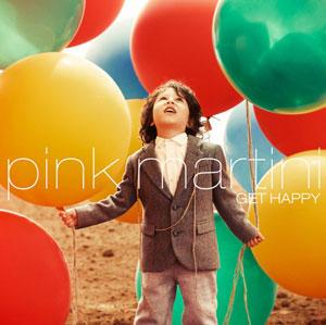 PINK MARTINI GET HAPPY CD –  (CD)
