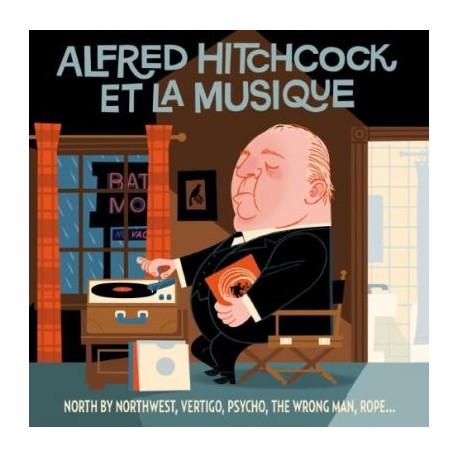 ALFRED HITCHCOCK & LA MUSIQUE – ALFRED HITCHCOCK & LA MUSIQUE (LP)