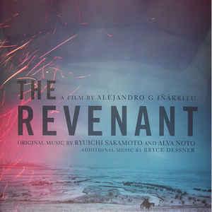 SAKAMOTO, RYUICHI – THE REVENANT (LP)