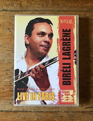 LAGRENE, BIRELI – LIVE IN PARIS (DVD)