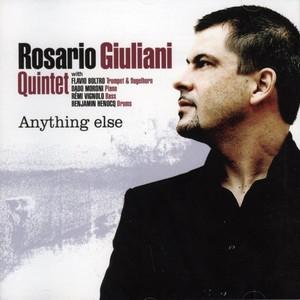 GIULIANI, ROSARIO – ANYTHING ELSE (CD)