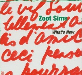 SIMS, ZOOT – WHAT'S NEW (CD)