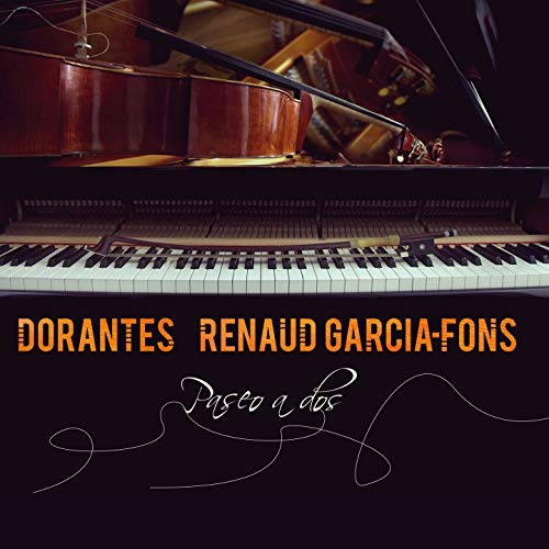 GARCIA-FONS, RENAUD & DORANTES – PASEO A DOS (CD)