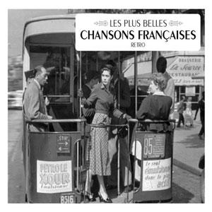 VARIOUS ARTISTS – COLLECTION RETRO LES PLUS BELLES CHANSONS FRANCAISES RETRO 4CD WAGRA3100232 (4xCD)
