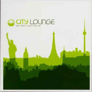 VARIOUS ARTISTS – CITY LOUNGE -60TR- 4CD WAGRA  –  (CD)