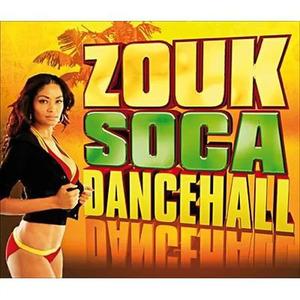 VARIOUS ARTISTS – ZOUK SOCA DANCEHALL.. 4CD WAGRA 5024027 –  (CD)