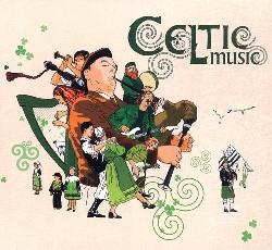 VARIOUS ARTISTS – CELTIC MUSIC 2CD WAGRA  (2xCD)