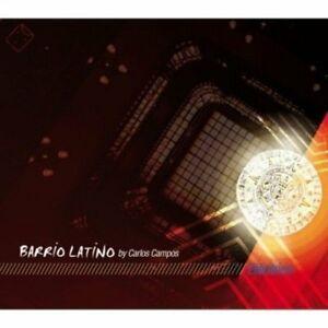 VARIOUS ARTISTS – BARRIO LATINO -ELECTRICO  CD WAGRA  (CD)