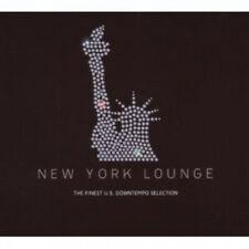 VARIOUS ARTISTS – NEW YORK LOUNGE 2CD WAGRA 1007692 (2xCD)