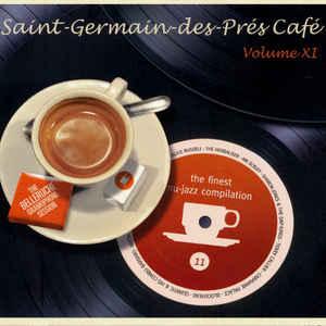 VARIOUS ARTISTS – SAINT GERMAIN DES PRES VOL.11 2CD WAGRA 1008842 (2xCD)