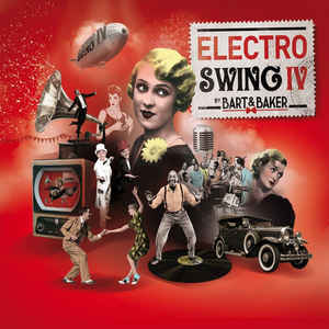VARIOUS ARTISTS – ELECTRO SWING (4xCD)