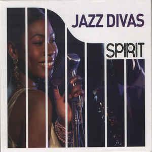 VARIOUS ARTISTS – SPIRIT OF JAZZ DIVAS 4-CD –  (CD)