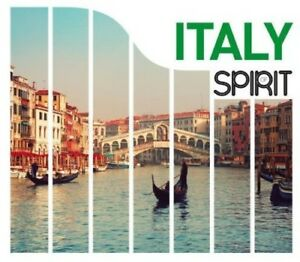 VARIOUS ARTISTS – SPIRIT OF ITALY (4xCD)