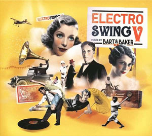 VARIOUS ARTISTS – ELECTRO SWING 5 CD (5xCD)