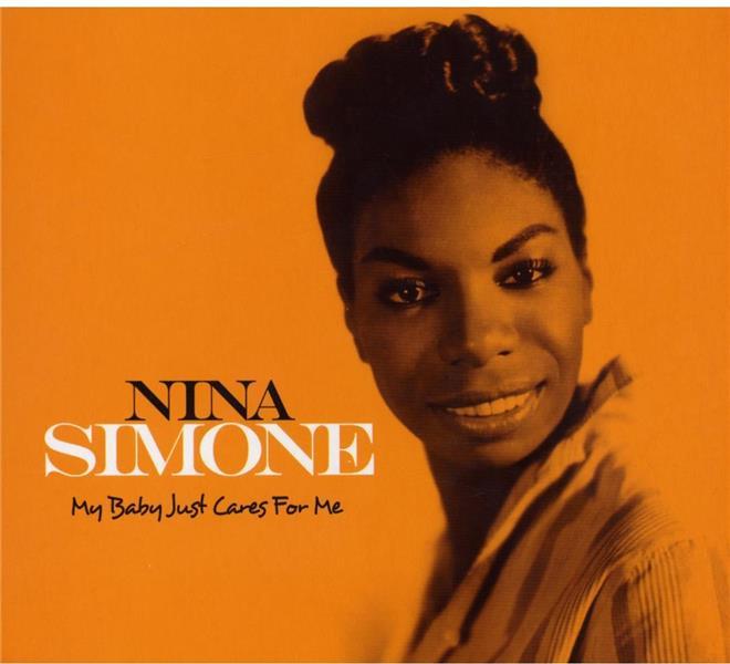 SIMONE NINA – MY BABY JUST CARES (CD)