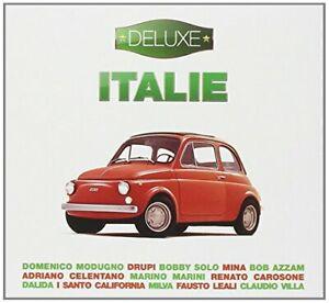 VARIOUS ARTISTS – ITALIE – DELUXE (CD)