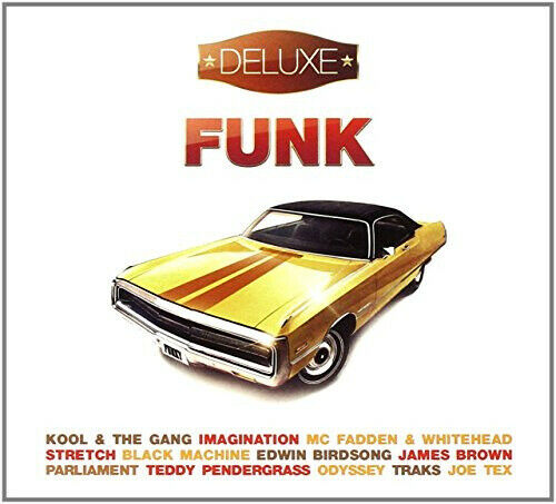 VARIOUS ARTISTS – ELUXE COLLECTION FUNK 1CD WAGRA3271082 (CD)