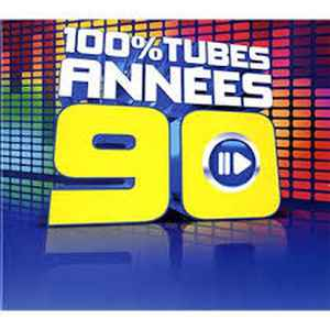 VARIOUS 100% TUBES ANNEES 90 2013 5CD WAGRA3271342 –  (CD)