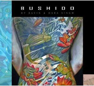 BUSHIDO – GEISHA BY RAVIN & (2xCD)