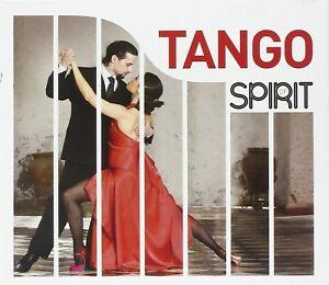 VARIOUS ARTISTS – SPIRIT OF TANGO (4xCD)