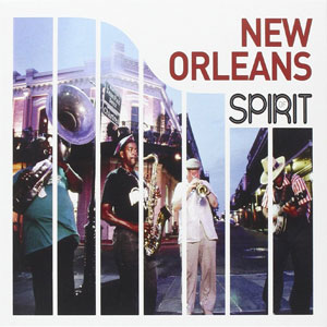 VARIOUS ARTISTS – SPIRIT OF NEW ORLEANS (4xCD)