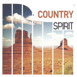 VARIOUS ARTISTS – SPIRIT OF COUNTRY (4xCD)