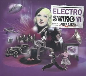 VARIOUS ARTISTS – ELECTRO SWING VI (CD)