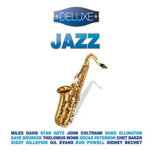 VARIOUS ARTISTS – DELUXE-JAZZ (CD)