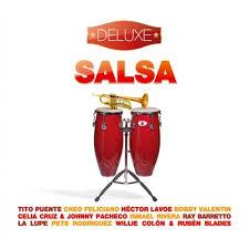 VARIOUS ARTISTS – SALSA (CD)