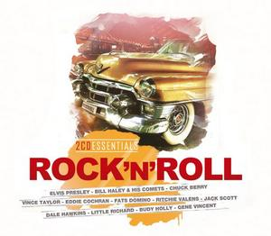 VARIOUS ARTISTS – ESSENTIALS-ROCK'N'ROLL (2xCD)