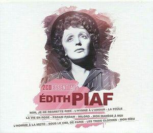 PIAF, EDIT – ESSENTIALS – EDIT PIAF (2xCD)